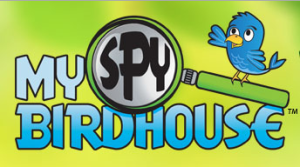 My Spy Birdhouse logo